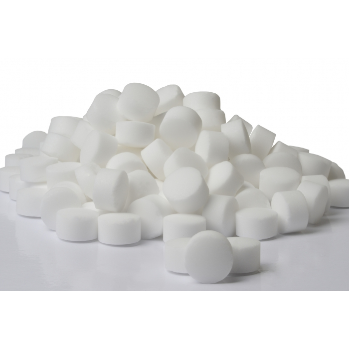 Sel pour adoucisseur d'eau - sel de piscine - sac de 10 kg