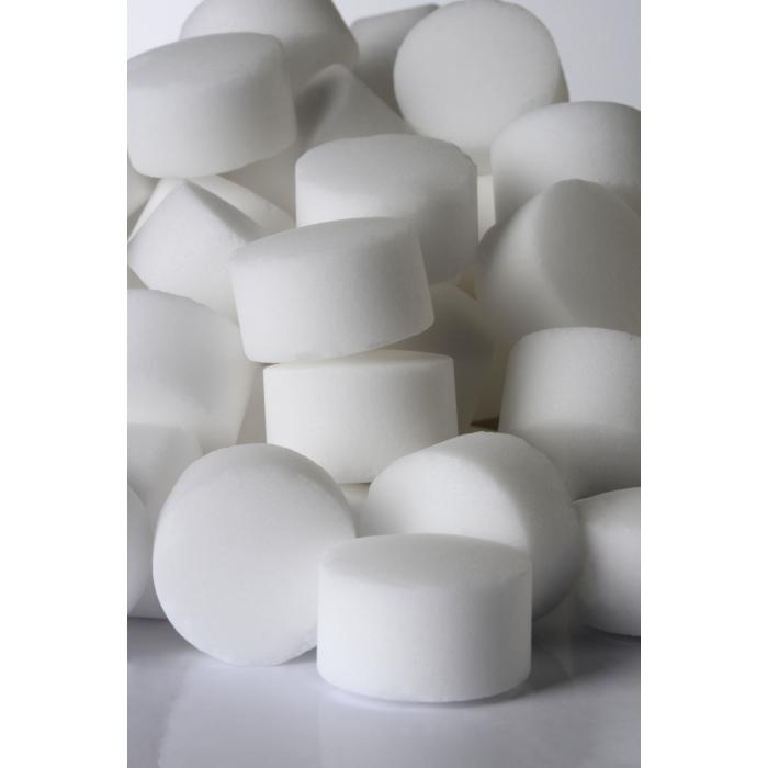 Sel pour adoucisseur d'eau - pastilles - sac 15kg