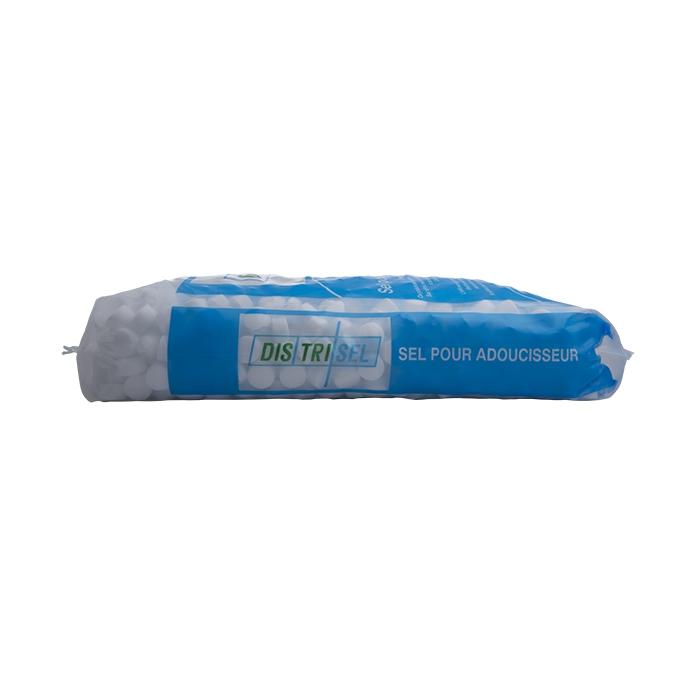 Sel pour adoucisseur d'eau - pastilles  - sac 25kg