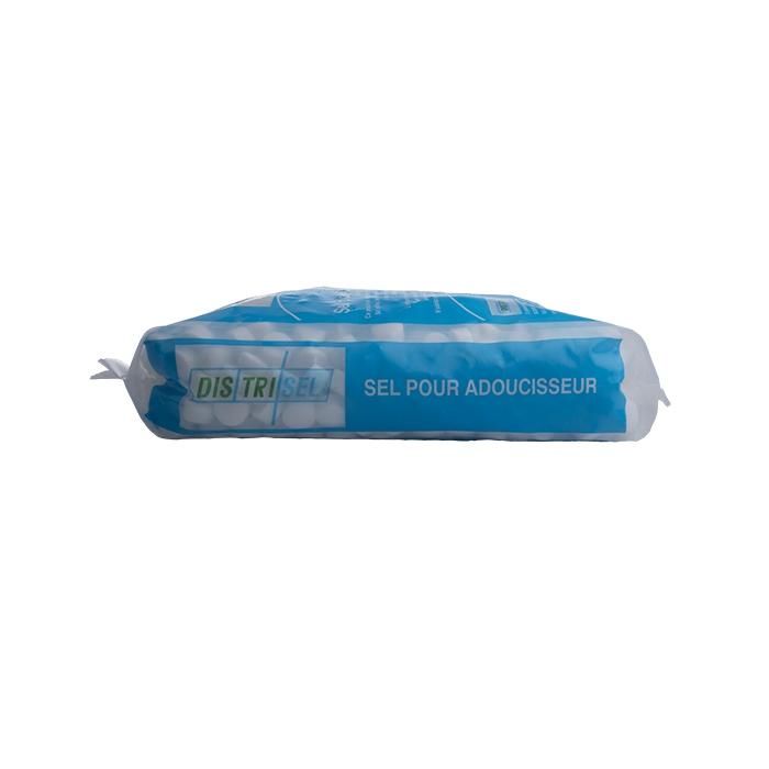 Sel pour adoucisseur d 39 eau pastilles sac 15kg for Sac sel piscine